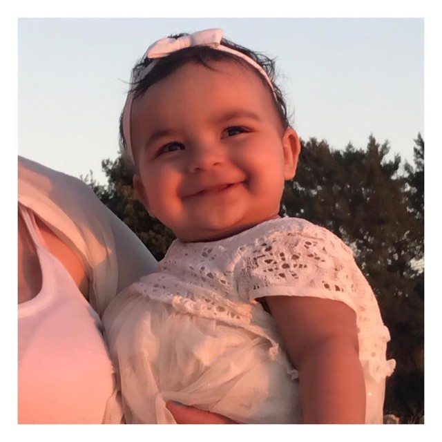 babygirl beautifulbaby babylove sweetbaby littleangel fabienne ivfcommunity miraclebaby happymommy happiness