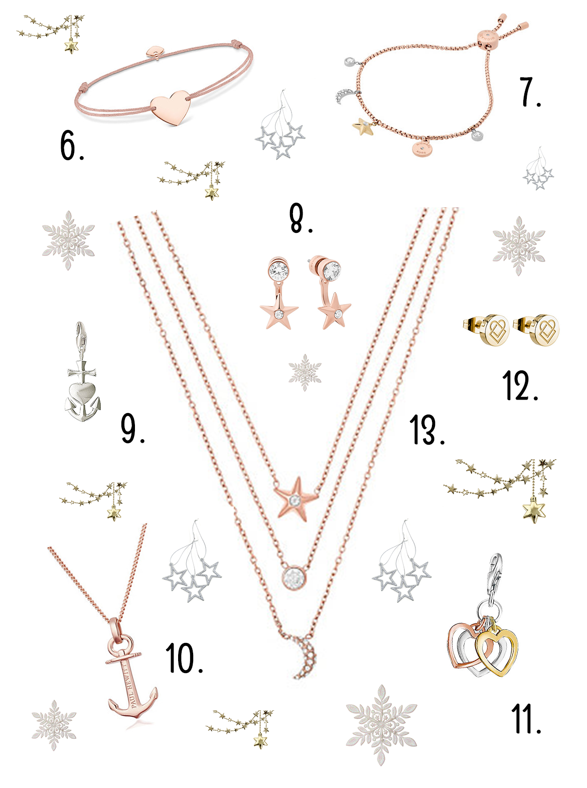 Sparkling Jewels Selection