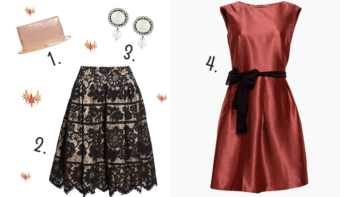 How to dress for a office christmas party header