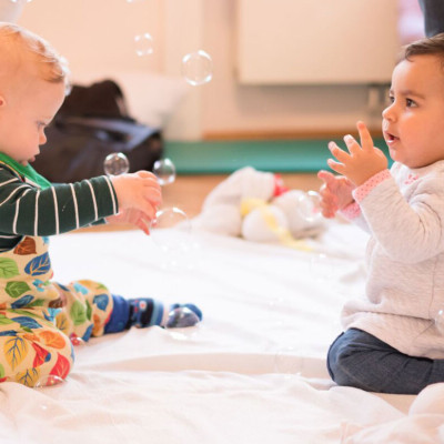 Play group for babies