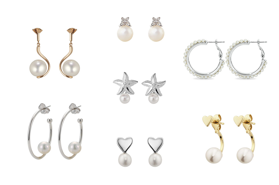 Pearls are a girl´s best friend