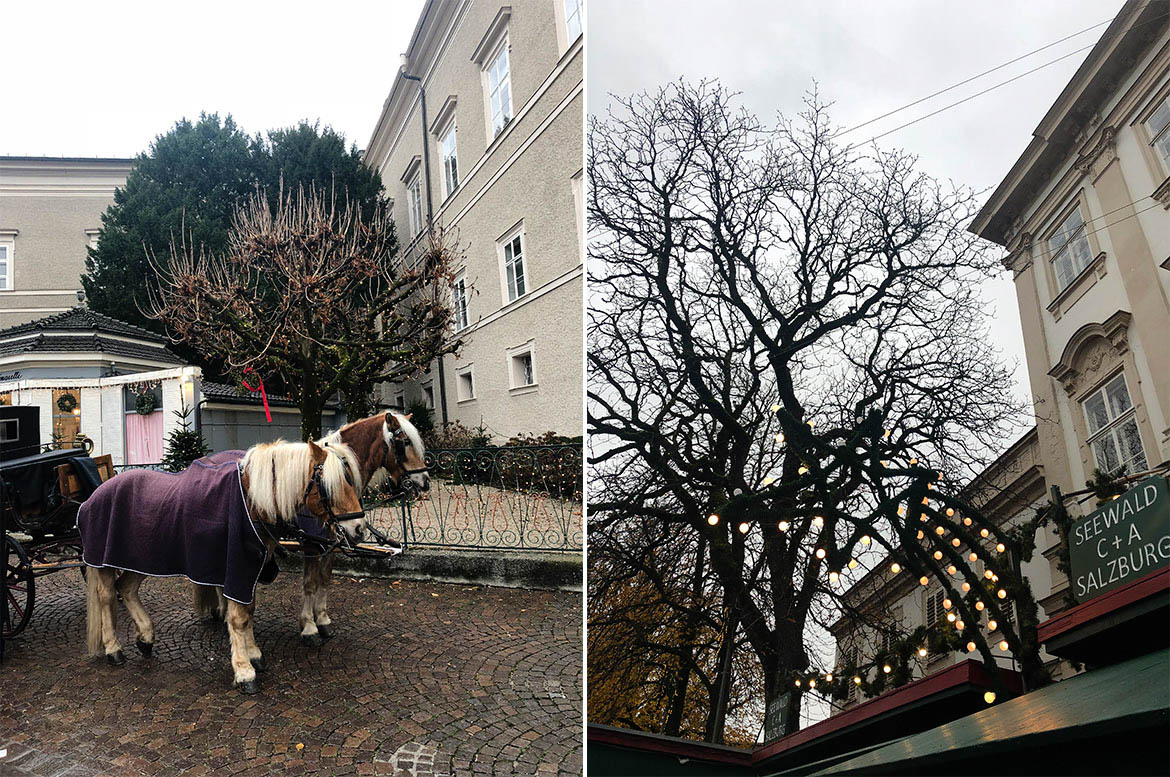 Saluburg Winter time 2018
